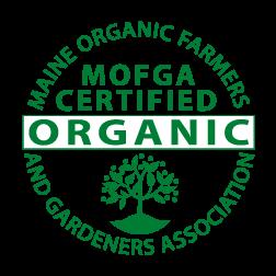 MOFGA Certified Organic