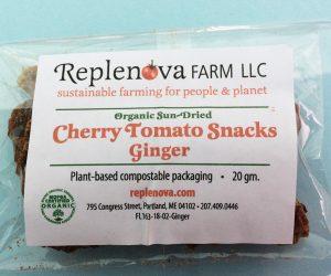 Dried Cherry Tomato Snacks